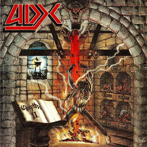 ADX | La Terreur - LP BOX - Heavy / Power / Symphonic