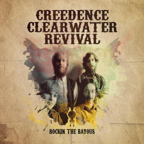 Creedence Clearwater Revival | Rockin The Bayous - CD DIGIPAK - Rock