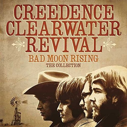 Creedence Clearwater Revival | Bad Moon Rising - CD - Rock