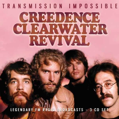Creedence Clearwater Revival | Transmission Impossible - 3CD