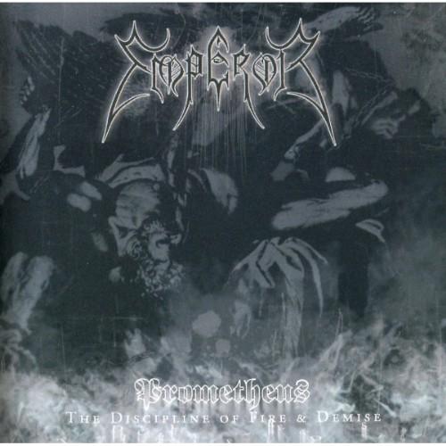 Emperor | Prometheus - The Discipline of Fire & Demise - CD