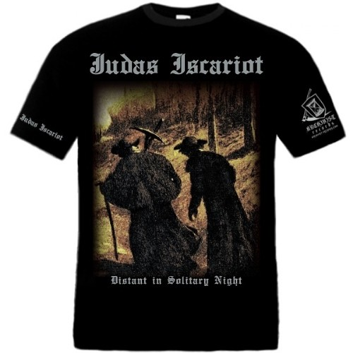Distant In Solitary Night JUDAS ISCARIOT T-Shirt // Long Sleeve