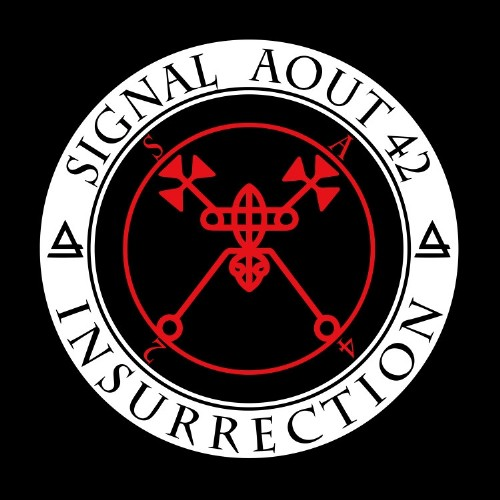 Signal Aout 42 | Insurrection - CD - Electro / Indus / Synthwave