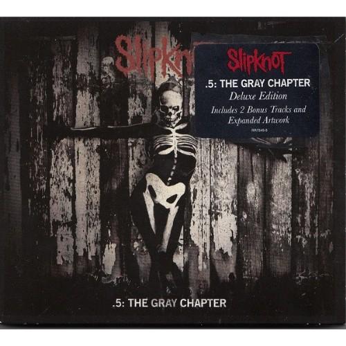 Slipknot The Gray Chapter Album Unisex Black Pullover Hoodie