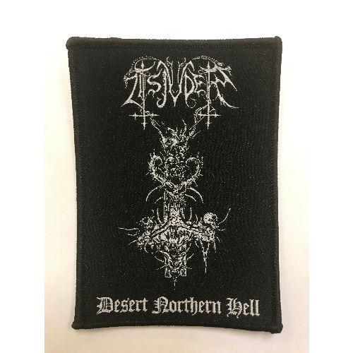 NEW /& OFFICIAL! Tsjuder /'Desert Northern Hell/' T-Shirt