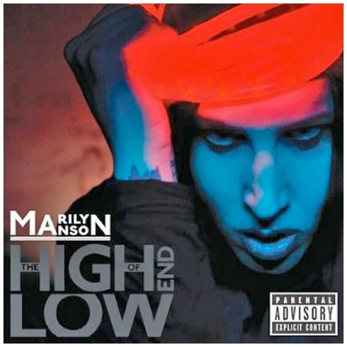 Marilyn Manson The High End Of Low Cd Gothic New Age Dark Ambient Season Of Mist