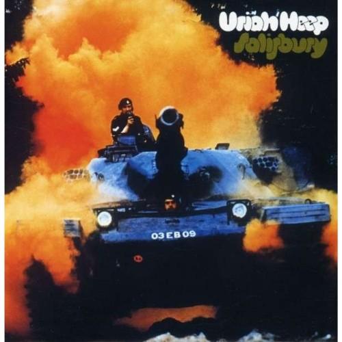 Uriah Heep Salisbury Cd Rock Hard Rock Glam Season Of Mist