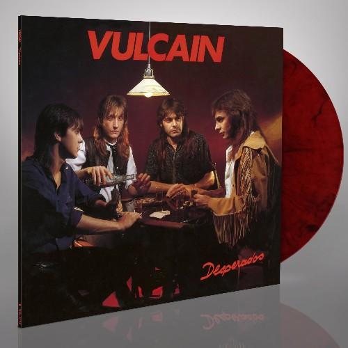 Vulcain Desperados Lp Coloured Heavy Power Symphonic Season Of Mist