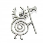 Heilung - Warrior Snail - METAL PIN