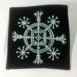 Solstafir - Snowflake - EMBROIDERED PATCH