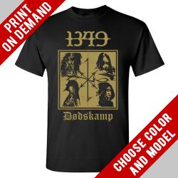 1349 - Dodskamp - Print on demand