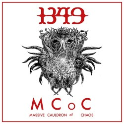 1349 - Massive Cauldron of Chaos - LP COLOURED