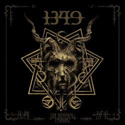 1349 - The Infernal Pathway - CD DIGIPAK + Digital