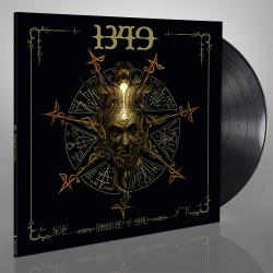 "1349 - Through Eyes Of Stone - 10"" vinyl + Digital"