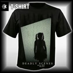 6:33 - Deadly Scenes - T-shirt (Men)