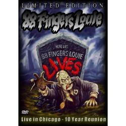 88 Fingers Louie - Live In Chicago - 10 Year Reunion - DVD