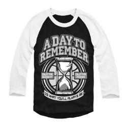 A Day To Remember - 2nd Sucks - Baseball Shirt 3/4 Sleeve (Men)