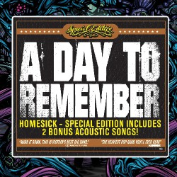 A Day To Remember - Homesick - Special Edition - CD