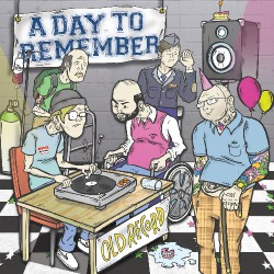 A Day To Remember - Old Record - LP + DOWNLOAD CARD