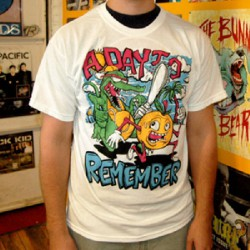 A Day To Remember - Orange Your Glad - T-shirt (Men)
