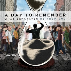 A Day To Remember - What Separates Me From You - CD