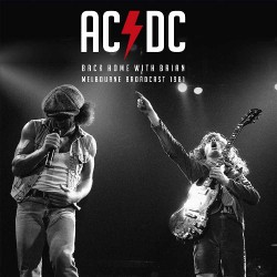 AC/DC - Back Home With Brian - DOUBLE LP GATEFOLD COLOURED