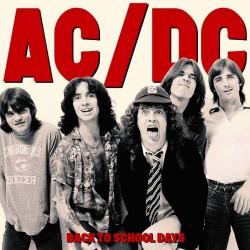 AC/DC - Back To School Days - DOUBLE LP GATEFOLD COLOURED