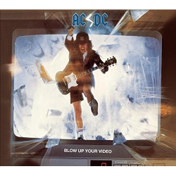 AC/DC - Blow Up Your Video - CD DIGIPAK