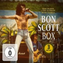 AC/DC - Bon Scott Box - 2CD + DVD DIGISLEEVE
