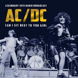 AC/DC - Can I Sit Next To You Girl - CD