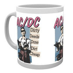AC/DC - Dirty Deeds - MUG