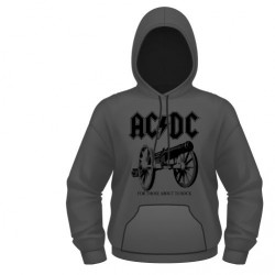 AC/DC - For Those About To Rock - Hooded Sweat Shirt (Men)