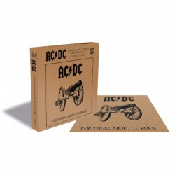 AC/DC - For Those About To Rock - Puzzle