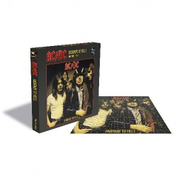 AC/DC - Highway To Hell - Puzzle