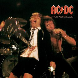 AC/DC - If You Want Blood... You've Got It - LP