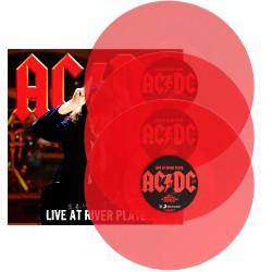 AC/DC - Live At River Plate - TRIPLE LP COLOURED