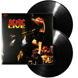 AC/DC - Live - DOUBLE LP Gatefold