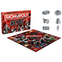 AC/DC - Monopoly Collector's Edition - GAME