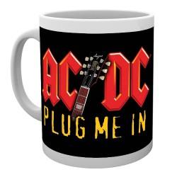 AC/DC - Plug Me In - MUG