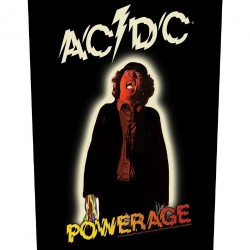AC/DC - Powerage - BACKPATCH