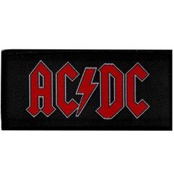 AC/DC - Red Logo - Patch