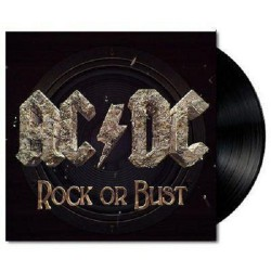 AC/DC - Rock Or Bust - DOUBLE LP Gatefold