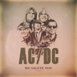 AC/DC - Roots Of / We Salute You / Unauthorized - LP COLOURED
