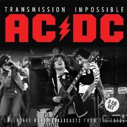 AC/DC - Transmission Impossible - 3CD DIGIPAK
