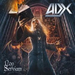 ADX - Non Serviam - CD DIGIPAK