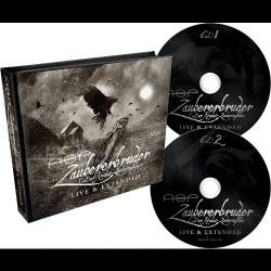 ASP - Zaubererbruder Live & Extended - 2CD DIGIBOOK