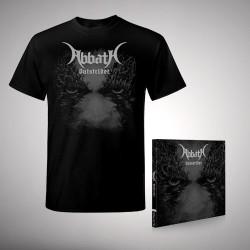 Abbath - Bundle 1 - CD DIGIPAK + T-shirt bundle (Men)