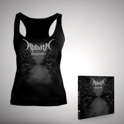 Abbath - Bundle 2 - CD Digipak + T-shirt Tank Top bundle (Women)