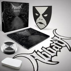 Abbath - Bundle 7 - Digibox + Backpatch Bundle