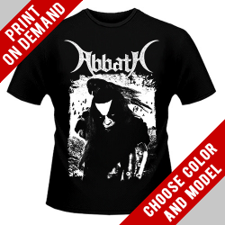 Abbath - Raven - Print on demand